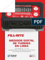 MEDIDOR DIGITAL FILL RITE