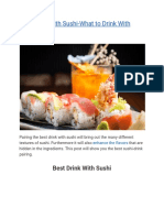 Best Drink With Sushi-What to Drink With Sushi.pdf