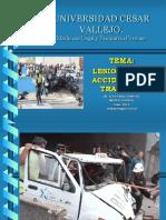 CLASE III. ACCIDENTE DE TRANSITO 2014..ppt