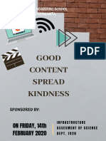 GOOD CONTENT SPREAD KINDNESS (2)