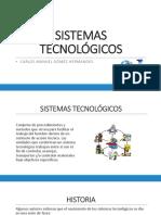 SISTEMAS TECNOLÓGICOS.pptx