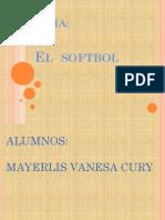 DIAPOSITIVAS SOFTBOL MAYERLIS CURY.pptx