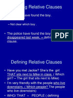 Defining Relative Clauses.ppt