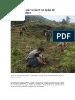 Voluntários participam de ação de reflorestamento.docx