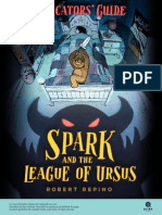 Spark and the League of Ursus Educators' Guide
