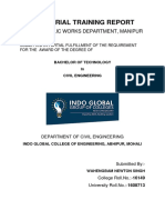 INDUSTRIAL TRAINING REPORT front NEWTON.docx