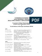 Stipsi Cronica & Defecazione Ostruita
