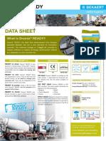 Datasheet Dramix Ready