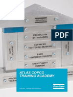 Training Academy leaflet EN
