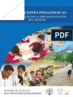 Orientaciones pedagogicas MOSEIB CON APORTES