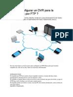 Cómo configurar un DVR para la transmisión por FTP.docx