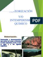 METEORIZACION QUIMICA.pptx