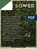 2010 Winter Sower