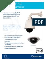 IP Dome 11000 HD PTZ_eng