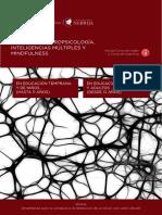 master-neuropsicologia-inteligencias múltiples-mindfulness