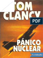 Panico nuclear - Tom Clancy