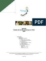 Informe Red Microfinanzas 2007