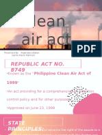 CLEAN AIR ACT.pptx