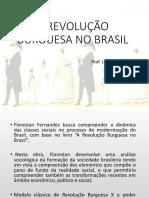 A REVOLUÇÃO BURGUESA NO BRASIL - novembro