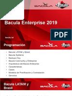 2019 Bacula Enterprise Presentation Spanish(1)
