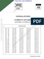 GS Score Prelims 2020 Test 16 S freeupscmaterials.org