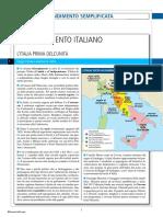 ITALY - DOCENTI  - STORIALIVE - 2016 - Unità didattiche semplificate - PDF - Risorgimento