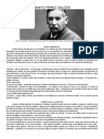 TEXTOS BENITO PÉREZ GALDÓS
