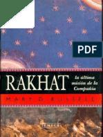 Rakhat, La última misión de la compañía - María Russell