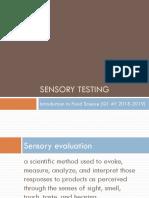 13Sensory-Testing-NOTES