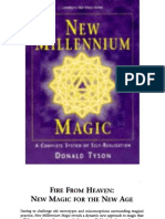 New Millennium Magic, A Complete System of Self-Realization by Donald Tyson (KnowledgeBorn Library)