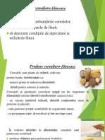Produse cerealiero-făinoase