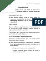 Práctica tema 1 Historia matemática soluci'on