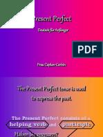 German - Present Perfect