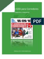 Curso GSSI Para Corredores Preguntas y Respuestas
