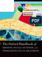 (Oxford Library of Psychology) Paul Verhaeghen, Christopher Hertzog - The Oxford Handbook of Emotion, Social Cognition, and Problem Solving in Adulthood-Oxford University Press (2014).pdf
