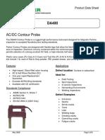 DA400-Product-Data-Sheet