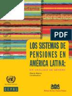 Marco, Florencia - Los sistemas de pensiones en América Latina un análisis de género