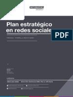 Plan Estratégico en Redes Sociales - FRANCE