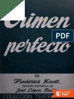 Crimen perfecto - Frederick Knott.pdf