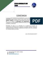 SAP CONSTANCIA 2017