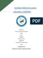 tarea 1 formacion y desarrollo de directivos