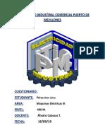 TECNOLOGICO INDUSTRIAL COMERCIAL PUERTO DE MEJILLONES