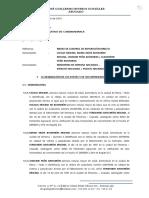 DEMANDA REPARACIÓN DIRECTA