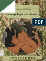 Henrietta L. Moore - Antropología y feminismo-Cátedra (1991).pdf