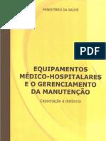 Equipamentos Manual de Manut.