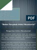 PPT Kel. 5 Bakteri Penyebab Infeksi Nosokomial.pptx