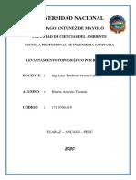 LEVANTAMIENTO TOPOGRÁFICO - TOPOGRAFÍA II.pdf