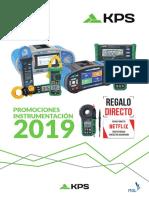 Catalogo Promociones instrumentación KPS 2019