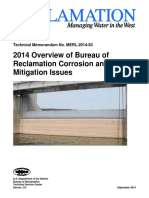 2014 Overview of Bureau of Reclamation Corrosion and Mitigation Issues