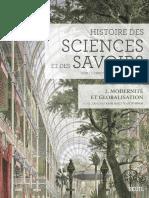 TEORIA - RAJ, Kapil, SIBUM, H. Otto (eds.) - Histoire des sciences et des savoirs _ Tome 2, Modernité et globalisation.pdf